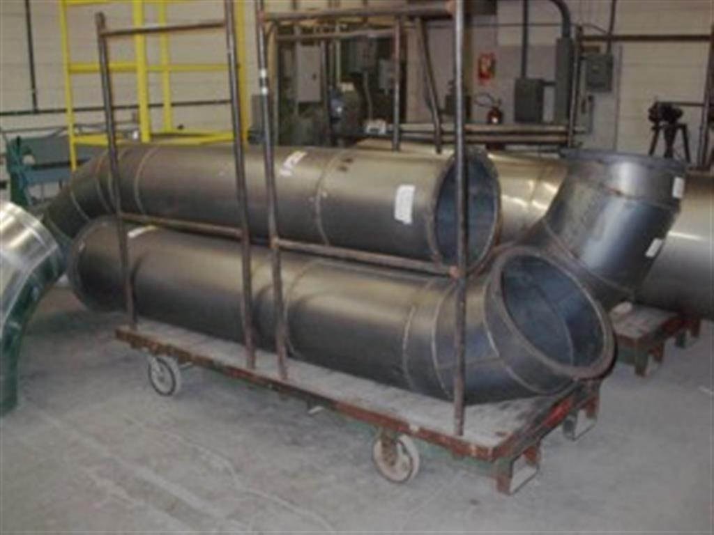 Welded Carbon Steel Ductwork