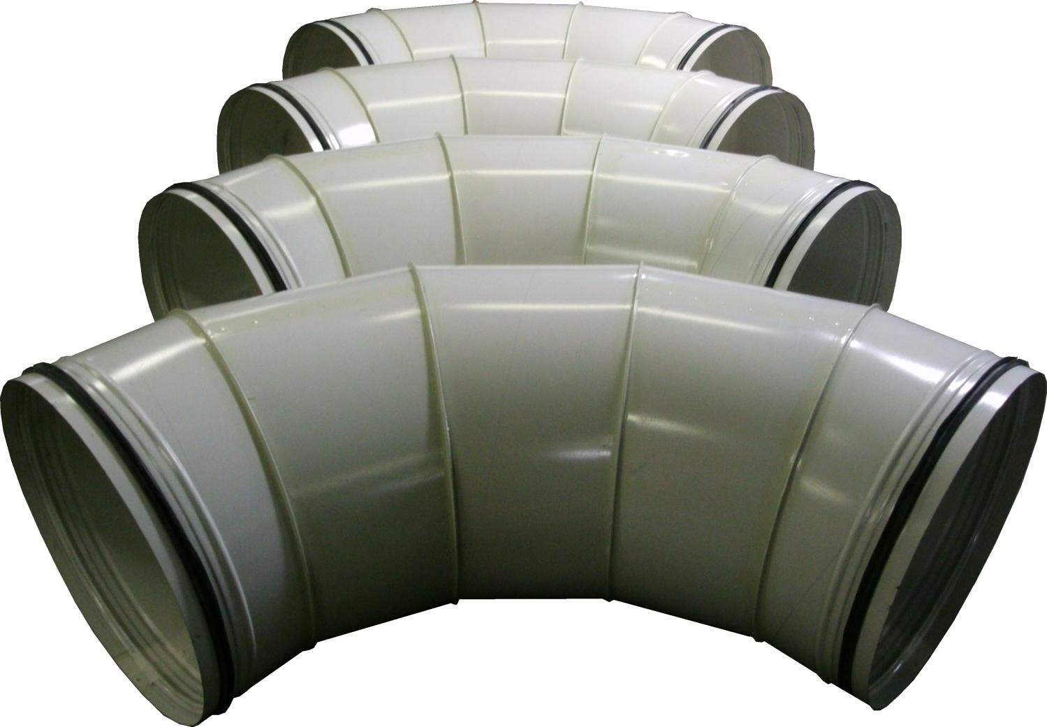 PCD Spiral Duct