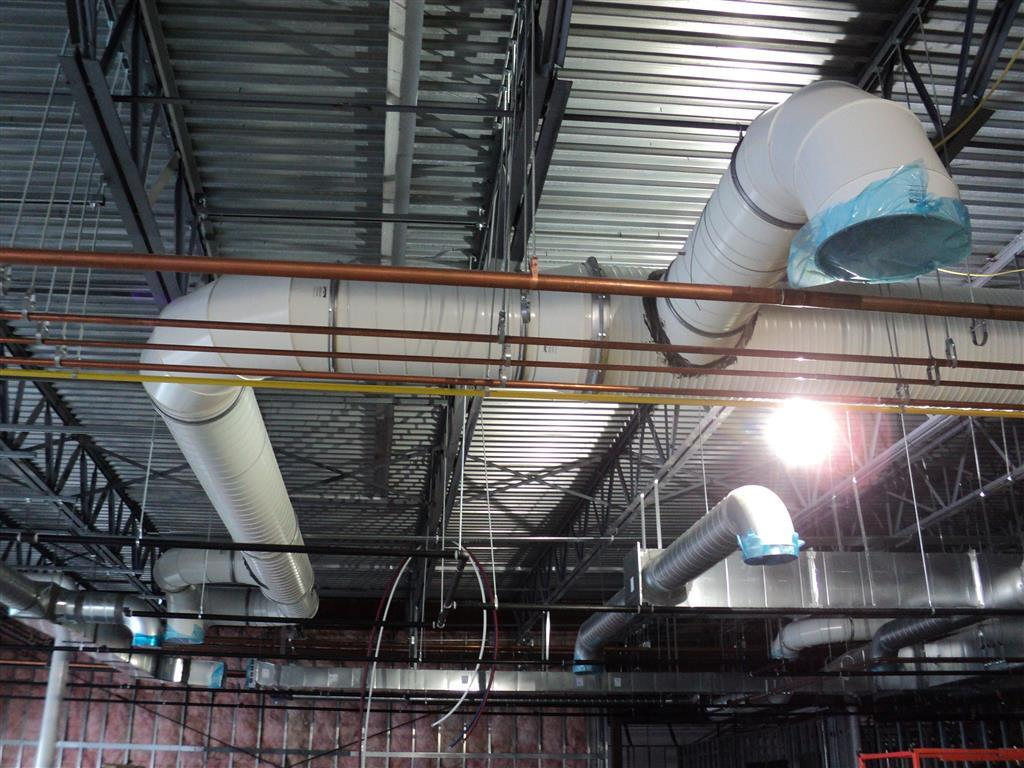 Clamp PCD Duct
